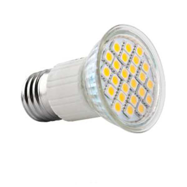 Żarówka LED SMD5050 CW E27 4,5W GTV